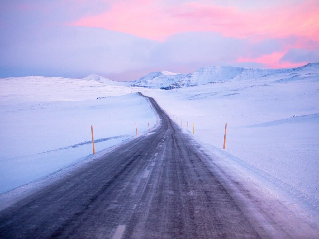 Strada-Seydisfjordur-Egilsstadir