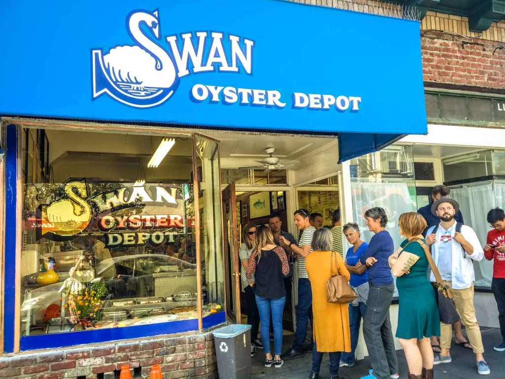 Lo Swan Oyster Depot