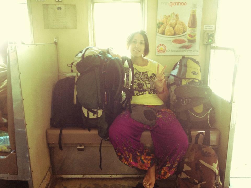 io in viaggio in Thailandia
