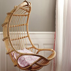 Hanging Rattan Chair Office Explosion Design Under The Influence La Dolce Vita Serena Lily