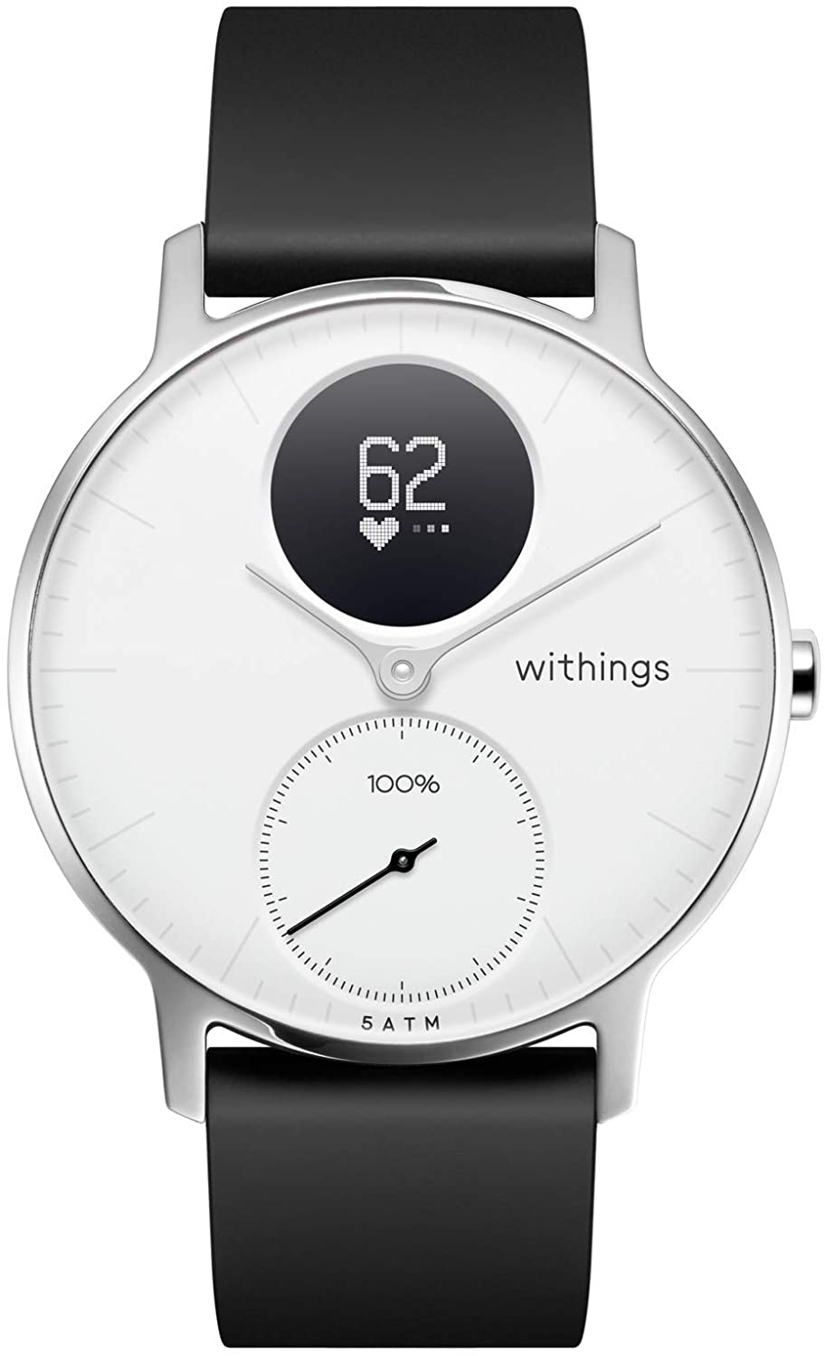 Withings ScanWatch (Steel HR Hybrid SmartWatch) Review