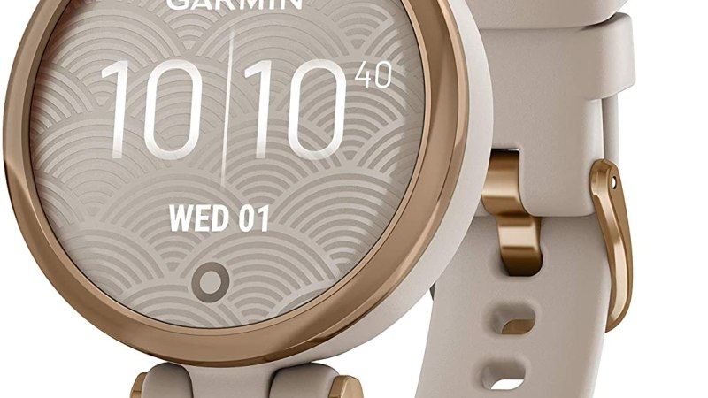 Garmin Lily Smartwatch – A Combination of Pretty Face and Striking Features