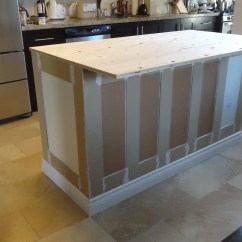 Building Kitchen Islands Island Dining Table Combo A Small Space Style