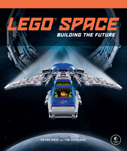 Lego Space Cover