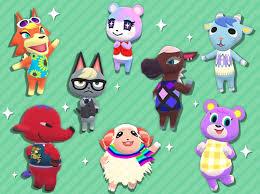 Animal Crossing Villager Popularity