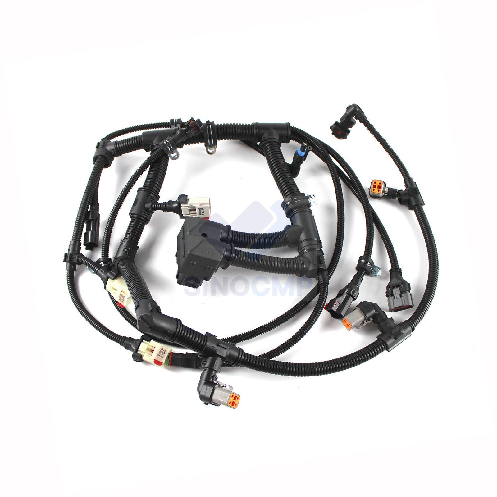 6754-81-9310 Engine Wiring Harness For Komatsu Excavator