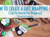 Tips For Hassle-Free Gift Wrapping