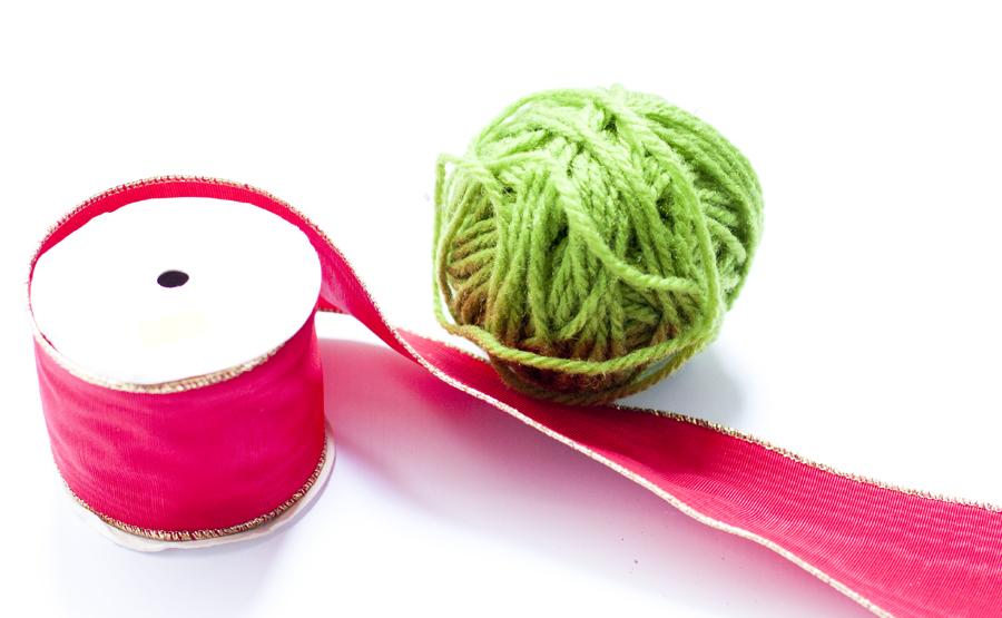 Thrift Shopping Ribbon Yarn
