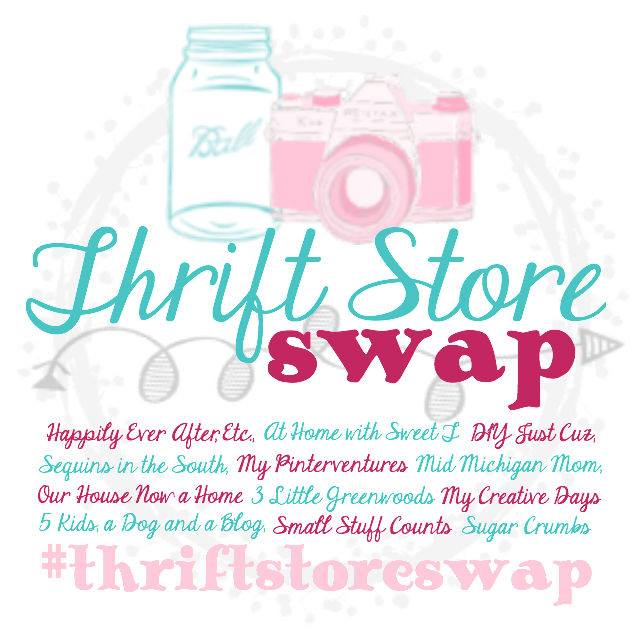 Thrift Store Swap Holiday 2015 Logo