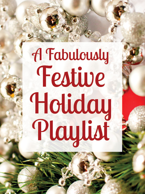This is a great music playlist to listen to while decorating for Christmas and the holidays.