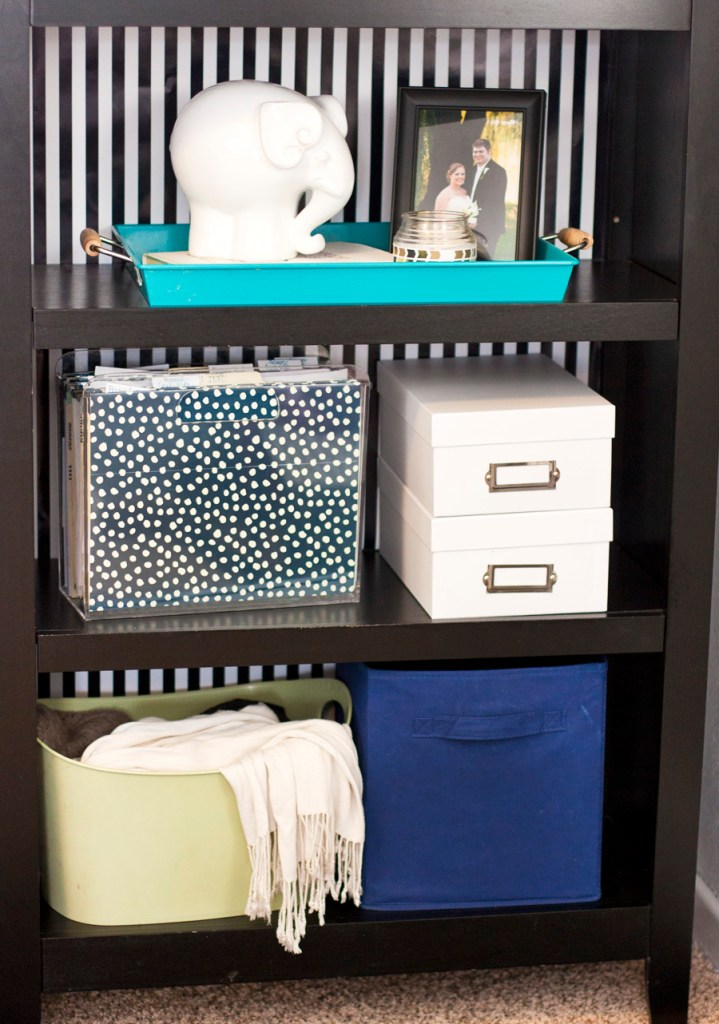 This makes organizing seem so easy! How to organize any space in 7 easy steps