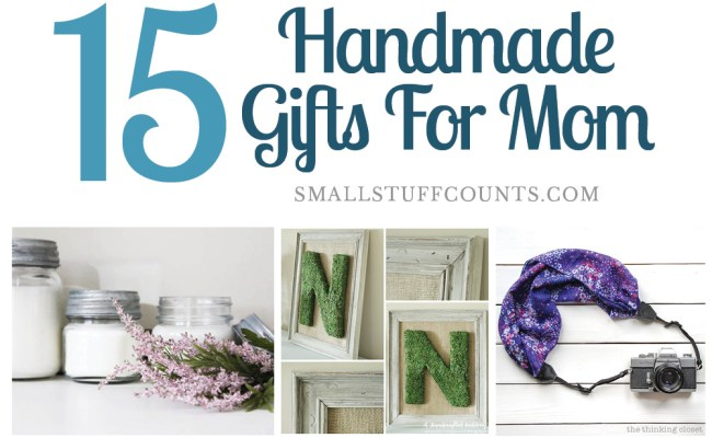 Beautiful Diy Gift Ideas For Mom
