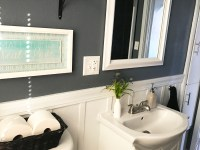 Frame A Builder Grade Mirror The Easy Way