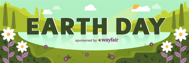Wayfair-Earth-Day-campaign-promotion