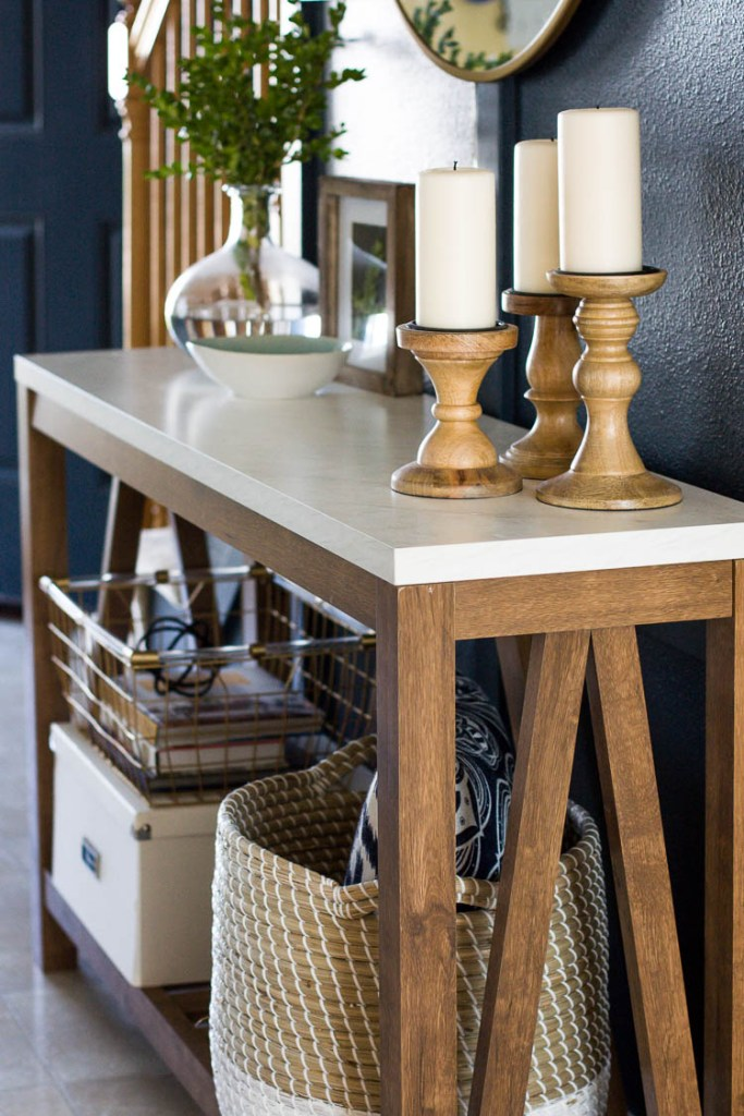 entryway-console-table