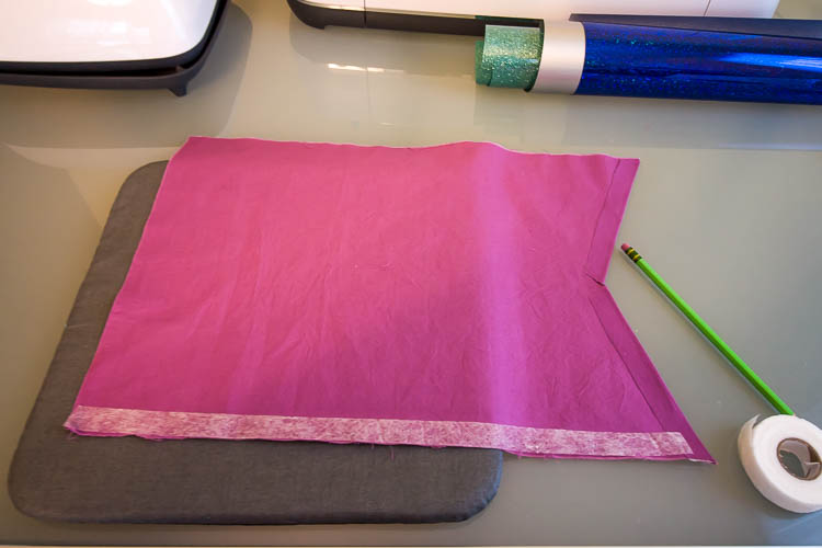 hemming-edges-of-purle-fabric