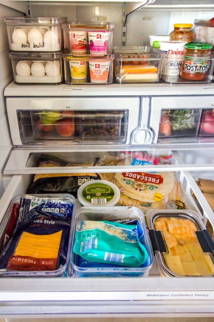 organized-refrigerator-deli-drawer