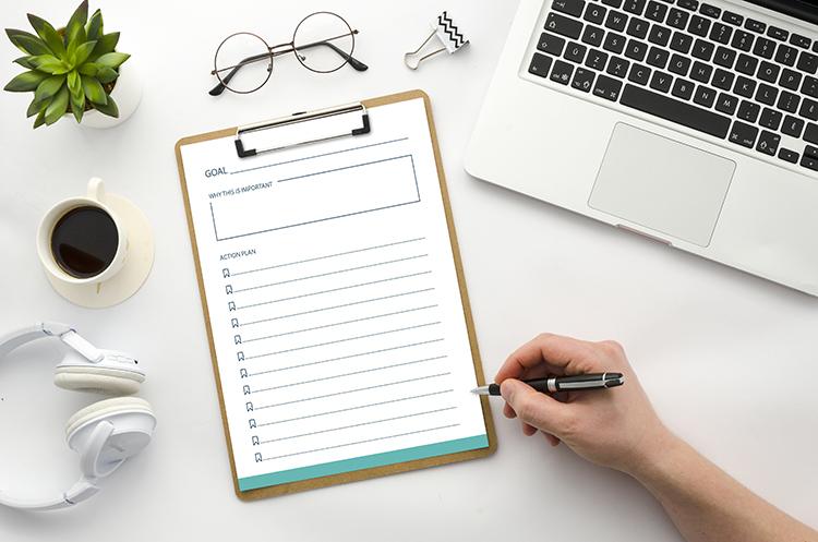goal-setting-worksheet-printable-on-clipboard