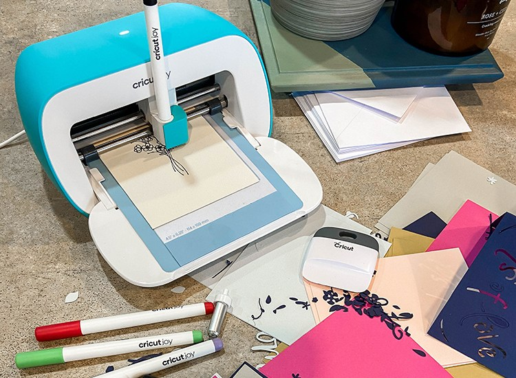 cricut joy making greeting cards
