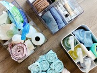 Kitchen Sink Essentials – Cleaning Supplies & Organizing Products