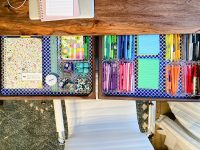 Easy DIY Drawer Liners