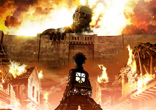 L'Attaque des Titans, tome 16 : le nouvel Akira ?