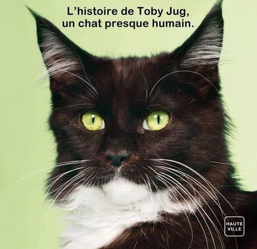 Un chat dans le cœur : un an avec Toby Jug, un Maine Coon presque humain