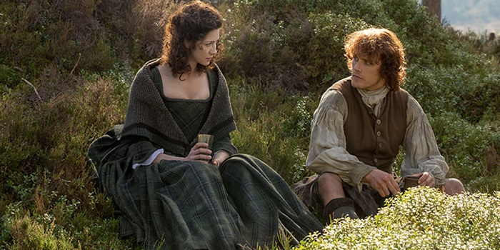 """Outlander en livre audio : """"Le chardon et le tartan"""""""