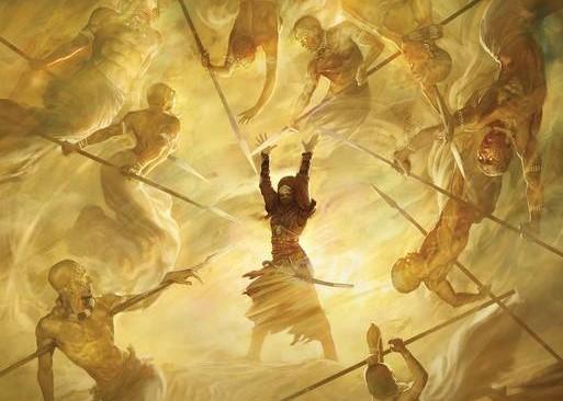 Le voile des lances, troisième tome de la saga Sharakhaï de Bradley P. Beaulieu
