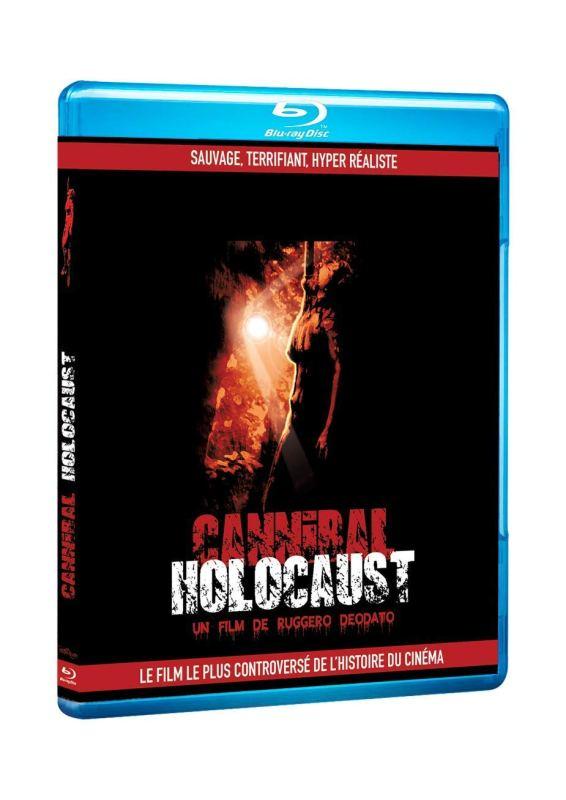 films interdits - Les films d'horreurs les plus gores et immoraux de tous les temps cannibal holocaust bluray