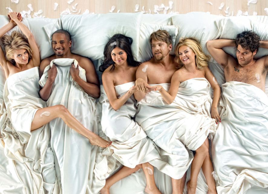 Happy Endings - Happy Endings - 3x01 Happy Endings Season 3 Poster1