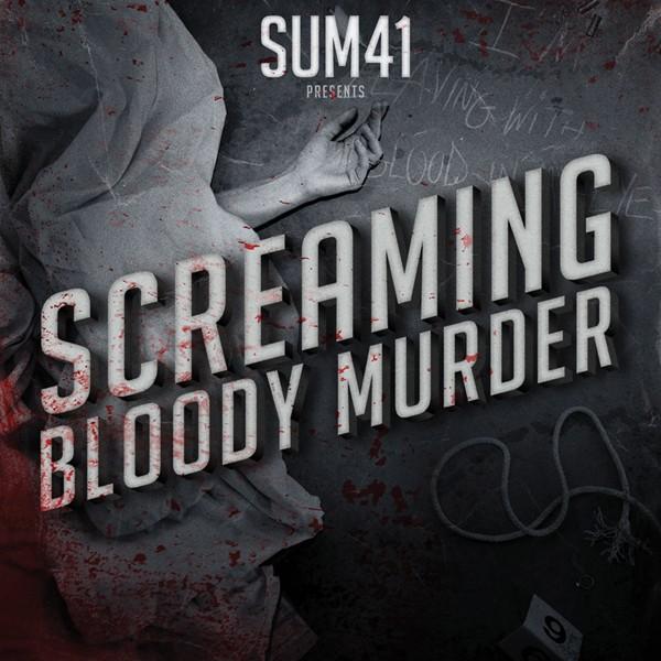 critique album sum 41 - Sum 41 - Screaming Bloody Murder (2011)