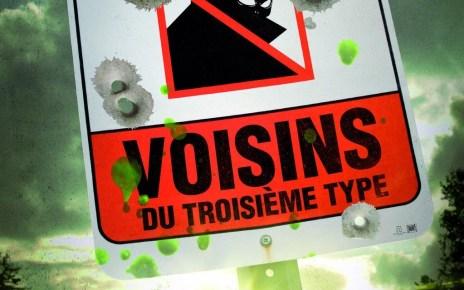 Comédie - Voisins du troisième type (2012) The Watch affiche1