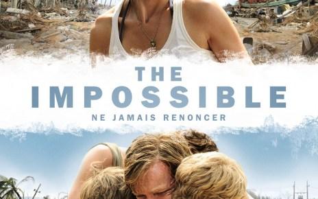 ewan mcgregor - The Impossible : le drame à son paroxysme The Impossible Affiche HD FR