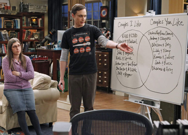 critique big bang theory 6x05 - Big Bang Theory - 6x05 - The Holographic Excitation bbt605