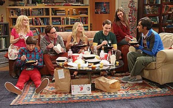 Big Bang Theory – 6×07 – The Habitation Configuration