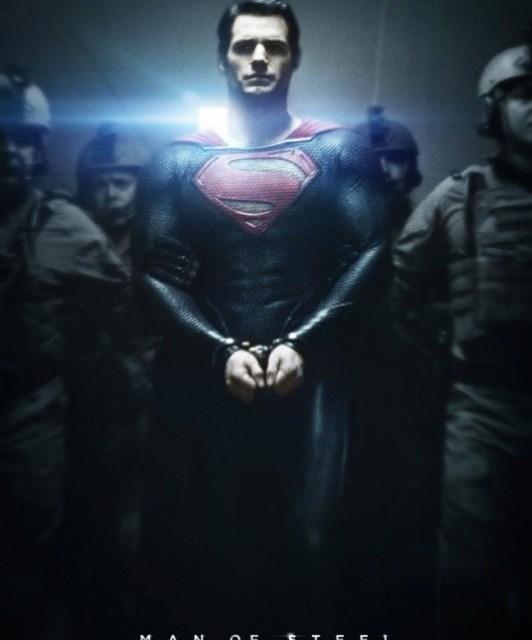 #TeamSuperman – Adapter Superman