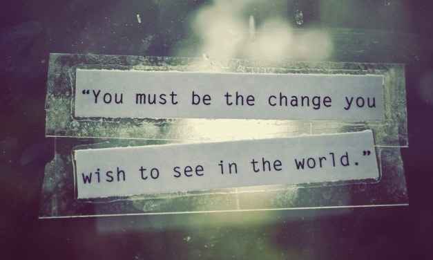 [Be The Change] 27 témoignages avant la fin du monde