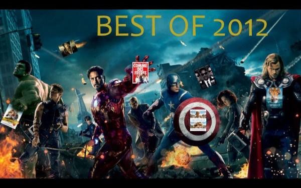 [Cinéma] Best-Of 2012