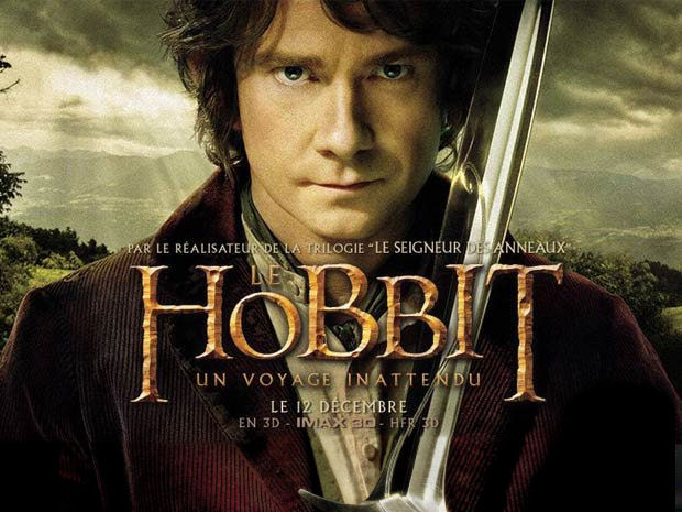 Fantastique - Le Hobbit - Un Voyage Inattendu 3D : re-belote ? le hobbit 3d