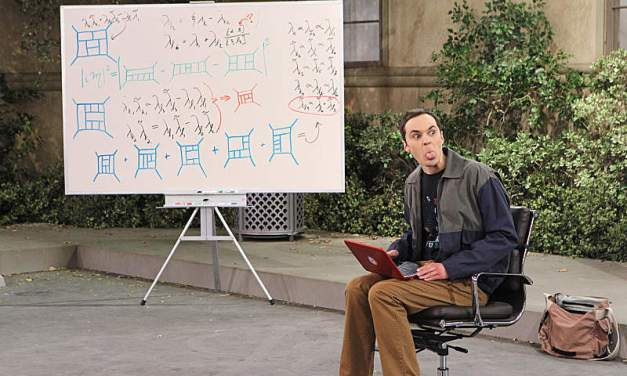 Big Bang Theory – 6×09 – The Parking Spot Escalation