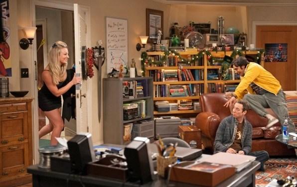 Big Bang Theory – 6×11 – The Santa Simulation