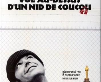 challenge 100 films en 2013 - Vol au-dessus d'un nid de coucou : peut-on survoler un classique ?