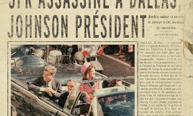 Des nouvelles de 11/22/63, le roman de Stephen King par J.J. Abrams