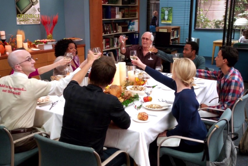 community - Community – 4×05 – Cooperative Escapism in Familial Relations