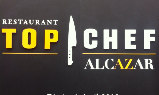 Top Chef envahit les cuisines de l'Alcazar