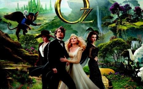 Fantastique - Le Monde Fantastique d'Oz : Alice, ça glisse