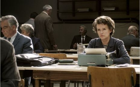 barbara sukowa - Hannah Arendt, le film qui vaut un paquet de clope