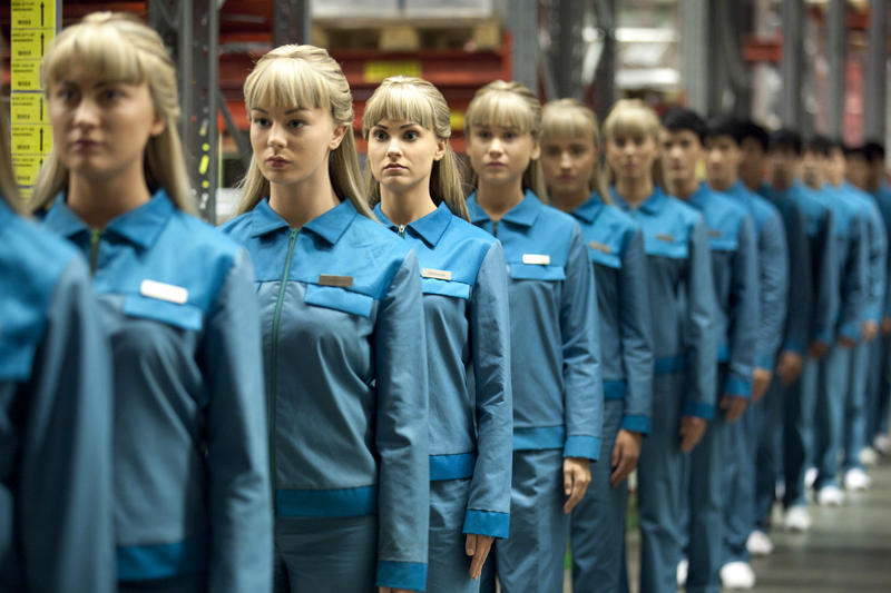 science fiction - Real Humans saison 2, revue du Hubot 20514214