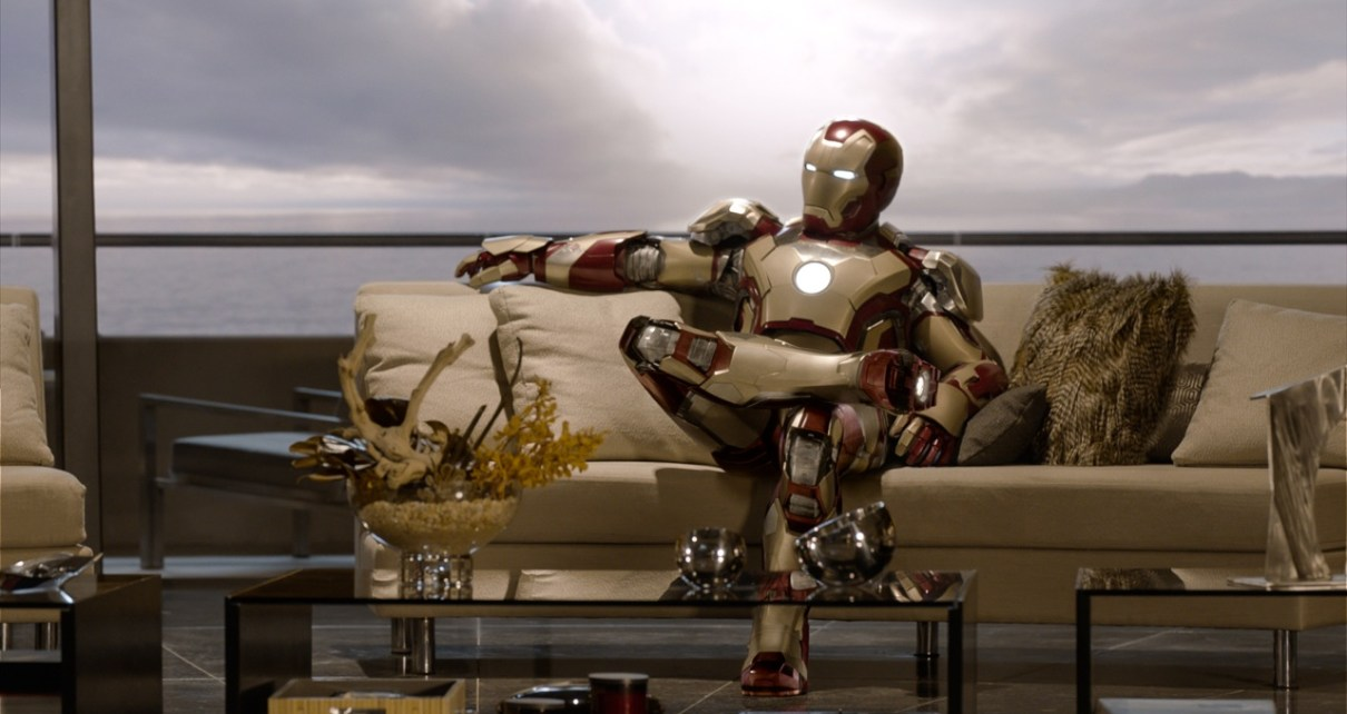 robert downey jr - Iron Man 3 : Tranquille Man